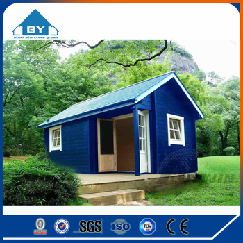 Flourish Various Sizes Of Steel Frame Prefab Modular Cheap Small Mobile  Homes (BY Q1264