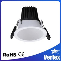 vertex cob led downlight 8w bedroom and home lighting protect your eyes