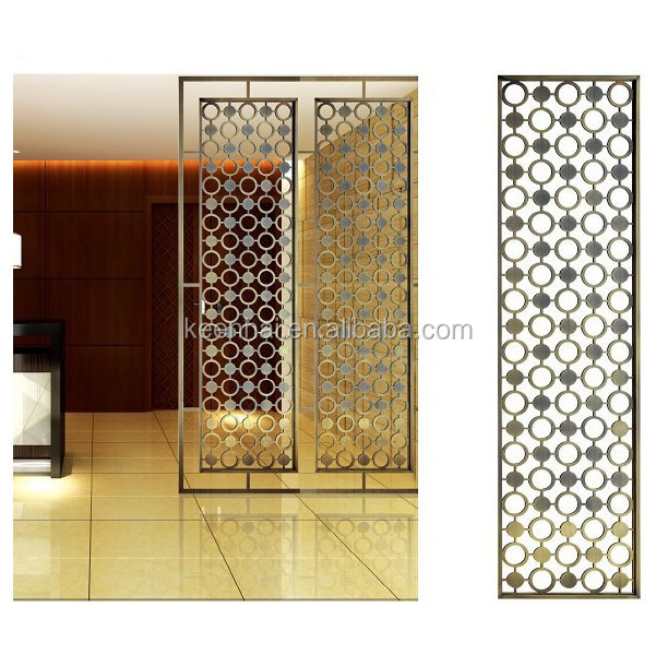 Home Decor Stainless Steel Decorative Living Room Kitchen Partition Design View Living Room