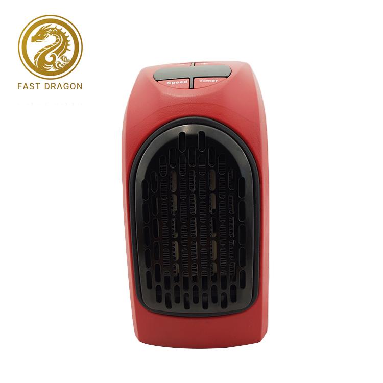 Home Heating Wall Space Heater 400w Powerful Mini Electric Room