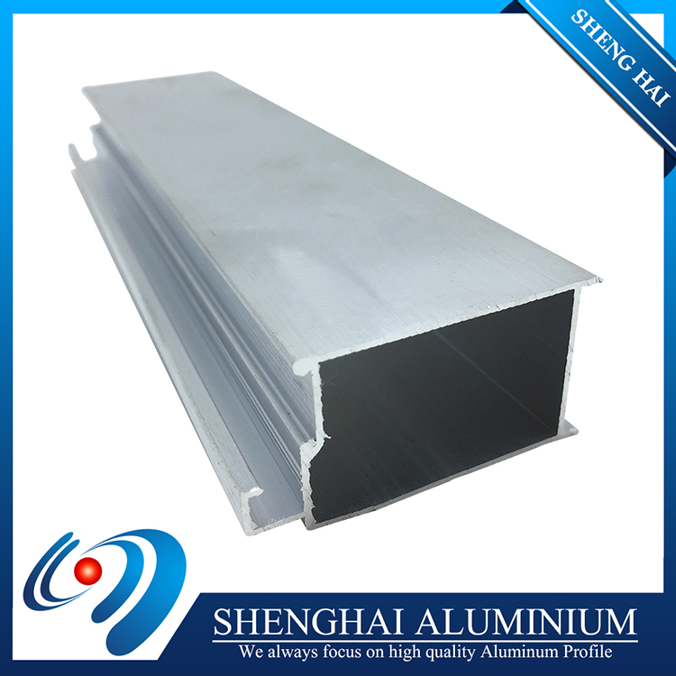 China supplier free samples aluminum profile window frames factory