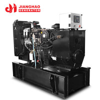 Powered by 1104C-44TAG1 generator price 64kw British origine diesel generator 80kva