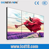 55 inch multi panel tv internet wall mount 3x3 led video wall for live broadcast mounted tv stands video advertising player