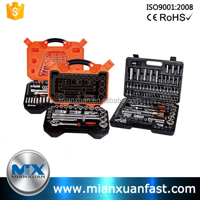 94pcs Combined Hand Tool Set,Household Tool Kit,Repairing Tool Set