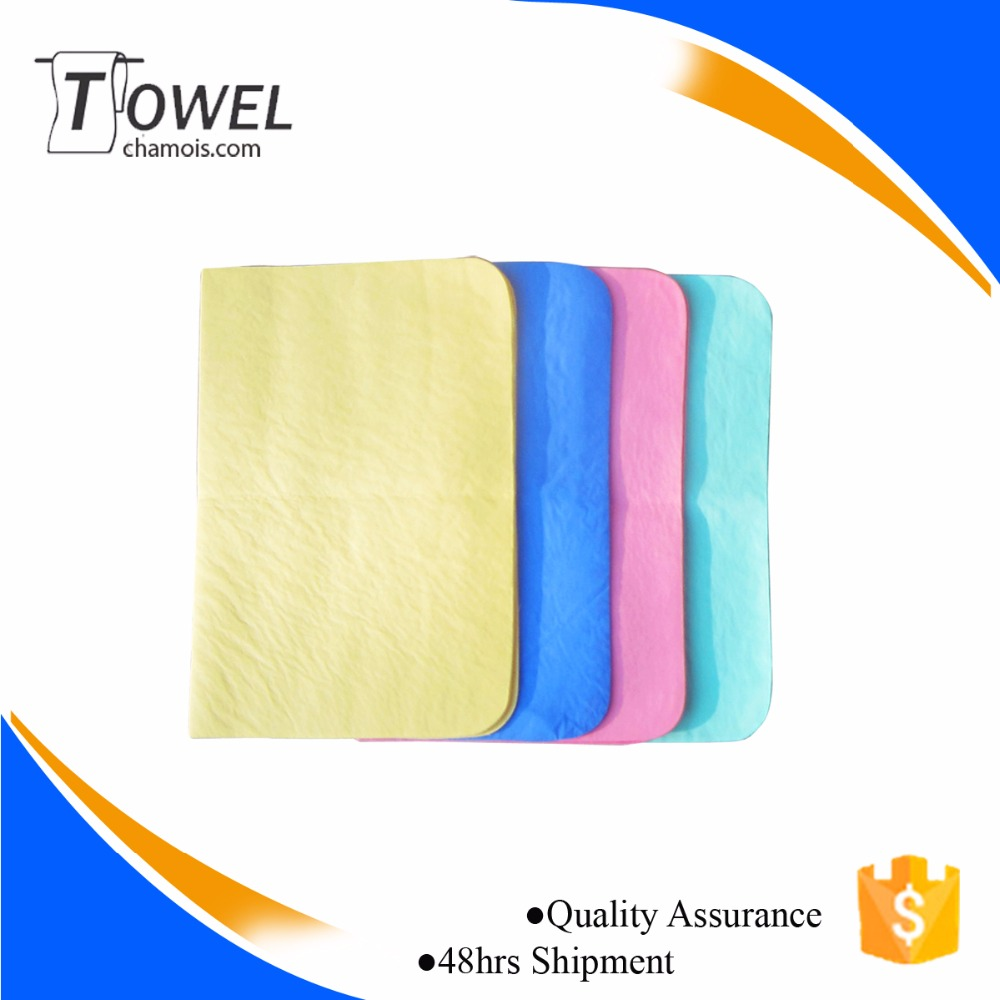 Car care/cleaning products auto pva chamois car towel