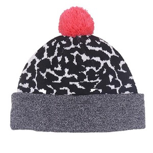 9f8f37e3 Leopard Print Beanie Hat, Leopard Print Beanie Hat Suppliers and  Manufacturers at Alibaba.com