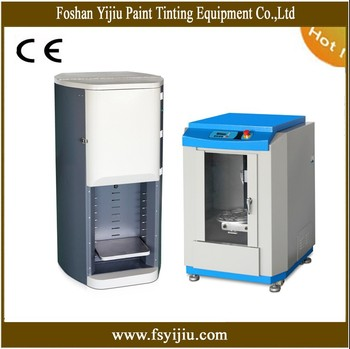 Automatic paint tinting and mixing machine machine tinting for Paint tinting machine