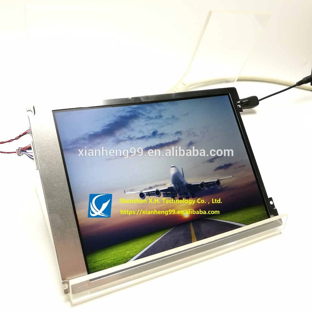 Original and sample allowed 8.4 inch tft lcd display screen G084SN03 V3 AUO from gold supplier