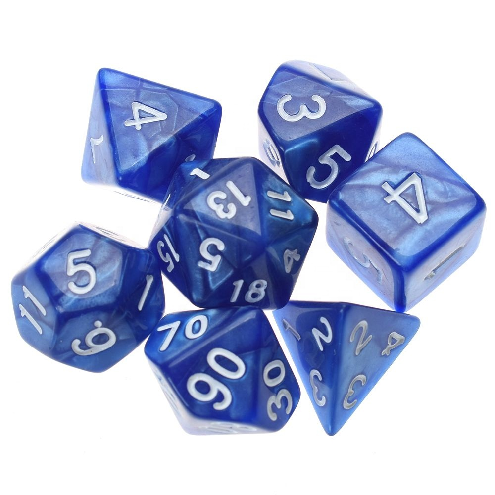 Dice and strip