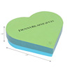 oem handmade candy packaging paper heart box