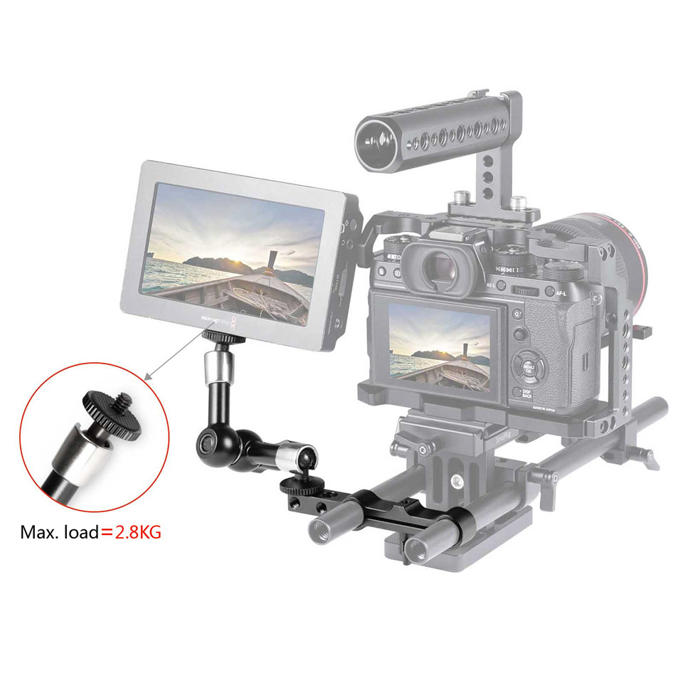 SmallRig Magic Camera Mount Arm For LCD Monitor