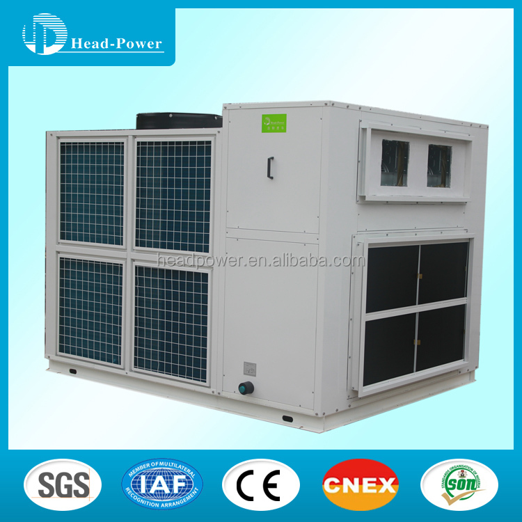 hvac rooftop package direct expansion central ac units