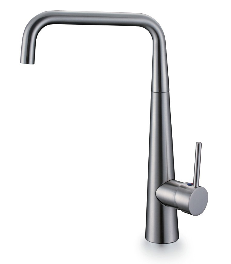 chrome finished watermark water faucet tap sink mixer