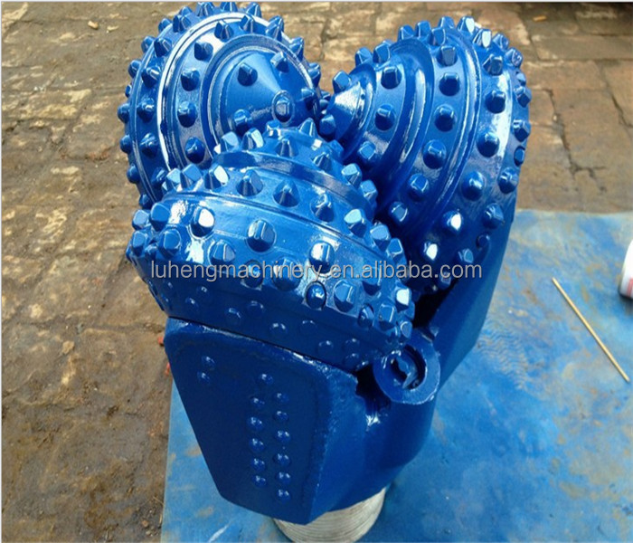 Tungsten carbide insert drill bits used TCI roller bit with best price