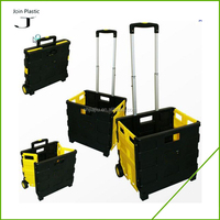 easy carrying foldable cart,tool cart and foldable hand cart