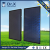 Solar keymark and CE standard flat plate solar collector prices