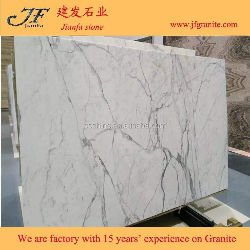 Types italian white marble calacatta marble tiles and - Tipos de marmol blanco ...