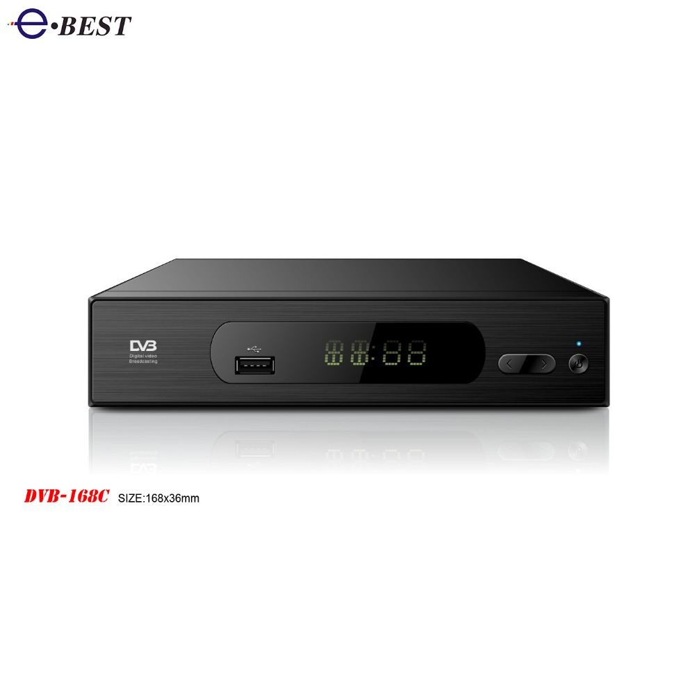 World HD TV Receiver DVB-t2 Set Top Box for S.Africa
