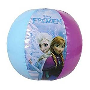 Swimways 14in Inflatable Beach Ball - Disney Frozen