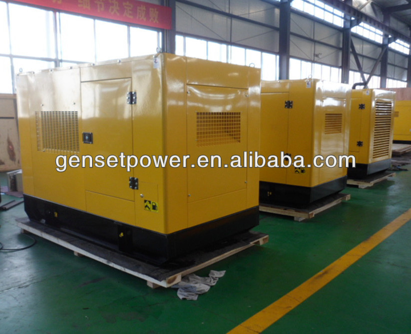 Silnet Diesel 12kv Generator Set With Perkins Engine