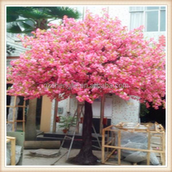 Plein air artificielle arbre sans entretien 10ft soie for Arbre sans entretien