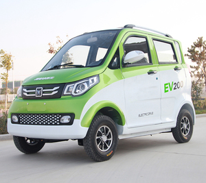 New Energy Four Seats Four Wheel Passenger Car Electric Vehicle for Adult
