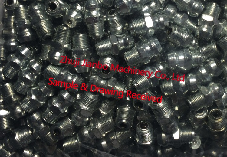 German Type Square Grease Fitting