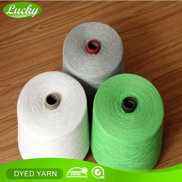 Professional QC team hot sell recycled sock wool yarn