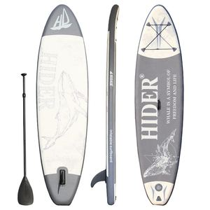 Surfing isup inflatable paddle board standup