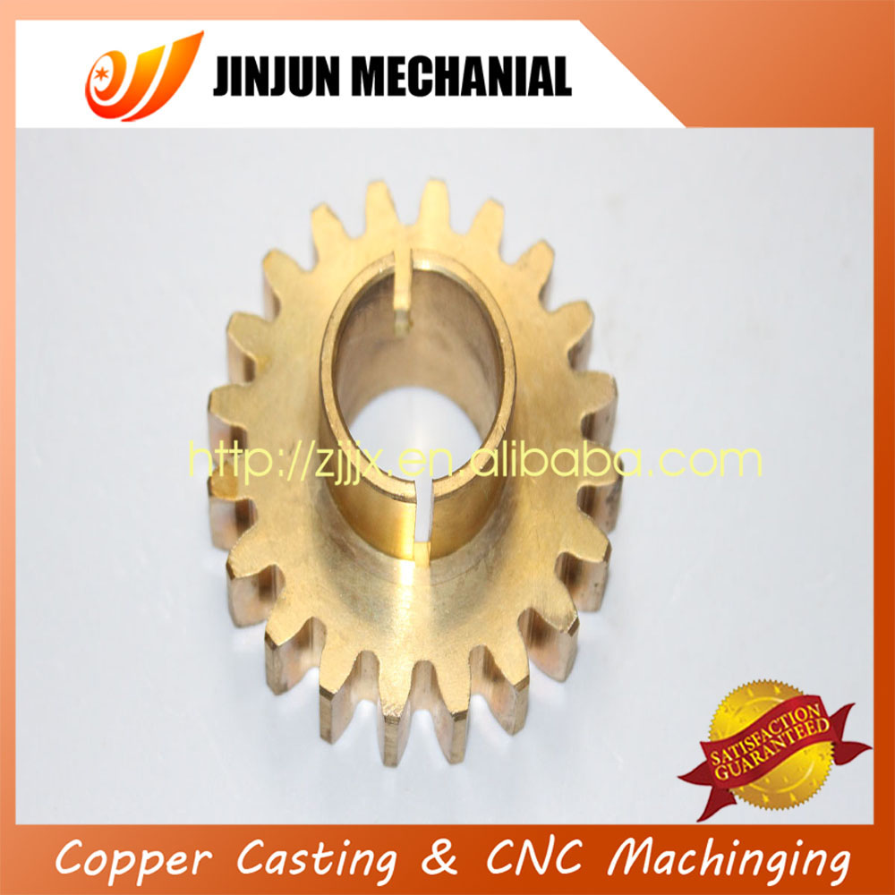 china supplier cutomized hardness brass small rc spur <strong>gear</strong>