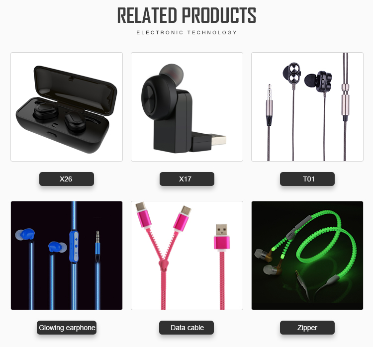 New item metal noise cancelling stereo headphones ear phones