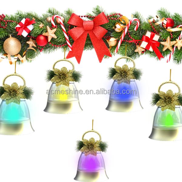 Wireless Christmas Home Decoration Music Motion Sensor