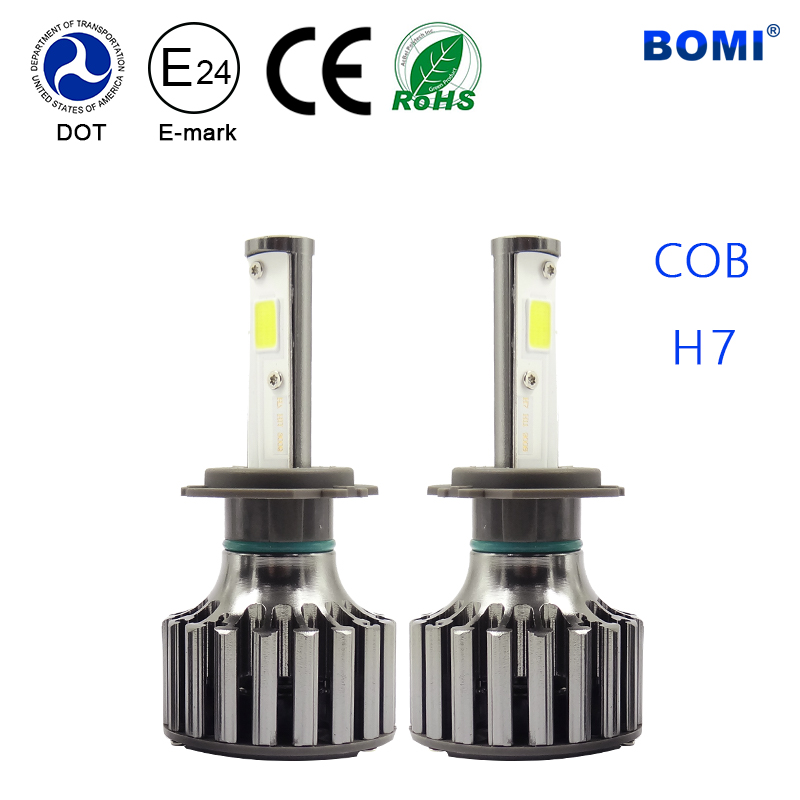 H4 H7 H11 9005 9006 X3 C6 Auto Kit Suzuki Alto Chevrolet Optra Renault Duster Lancer Pajero Jeep Wrangler Car LED Headlight Bulb