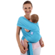 Ring Sling Baby Carrier Black Blue Red Green Pink Baby Sling