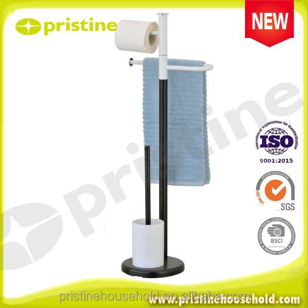 bad accessoires freistehenden toilettenpapierhalter steht - Freistehender Toilettenpapierhalter Mit Lagerung