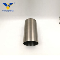 Cylinder Sleeve Liner For Diesel Engine Kubota V3300 Stainless Steel Liner Kit