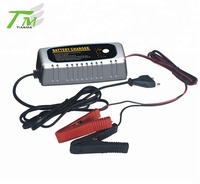 Portable 12V or 24V car battery charger for car tool Intelligent smart battery charger