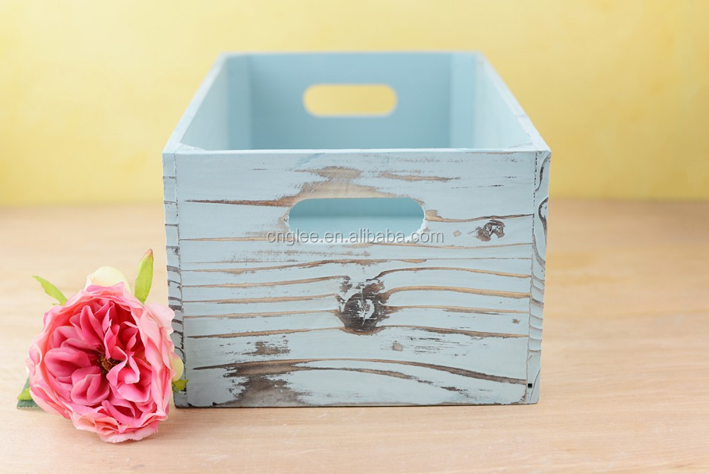 Wholesale cheap wooden crate buy cheap wooden crate wood for Vintage crates cheap