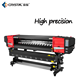 1440dpi Signs eco solvent printer for wide format banner printing machine