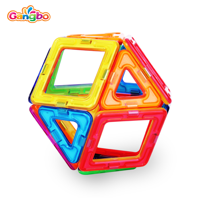 36 pcs plastic physics teaching aids puzzle toy model magnetic toy
