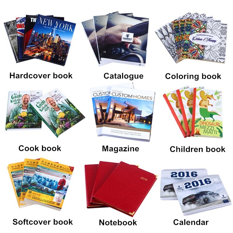 Fabric Hardcover Book : Hardcover cloth bound books printing in china buy