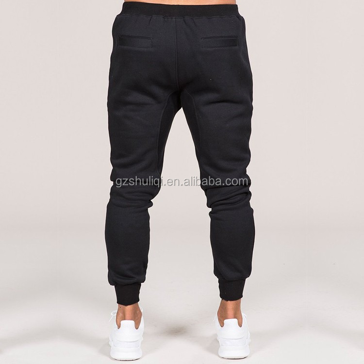 competitive price  tracksuit for men plain cotton hoody sweat suits wholesale jogging suits sport black track suit
