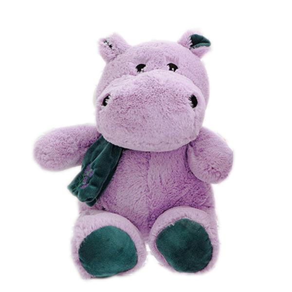 Stuffed Animal Sound Box Fabric For Stuffed Animal Plush Purple