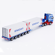 Custom logo diecast replica truck model toy of China