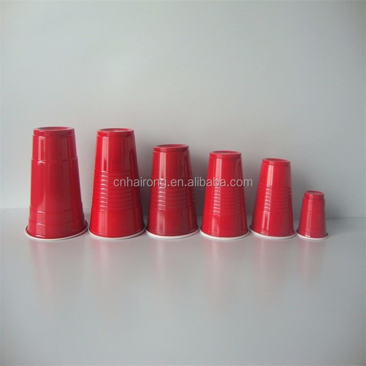 PS 500ml The beer game The disposable cup