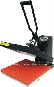 Semi-Automatic Difital Newly High Pressure Heat Press Machines for T-shirt