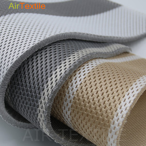 recycled polyester 3d spacer mesh for tatmi-type mat usage