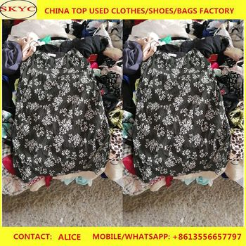 eba95943b From used clothing supplier sale for african dress shire jeans second hand  fashion clothes
