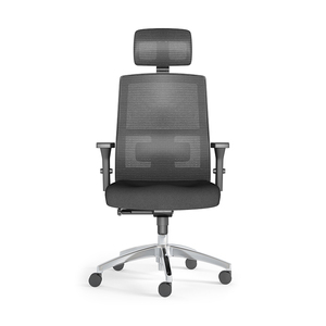 2018 armchair rolling ergonomic staff office mesh fabric chair