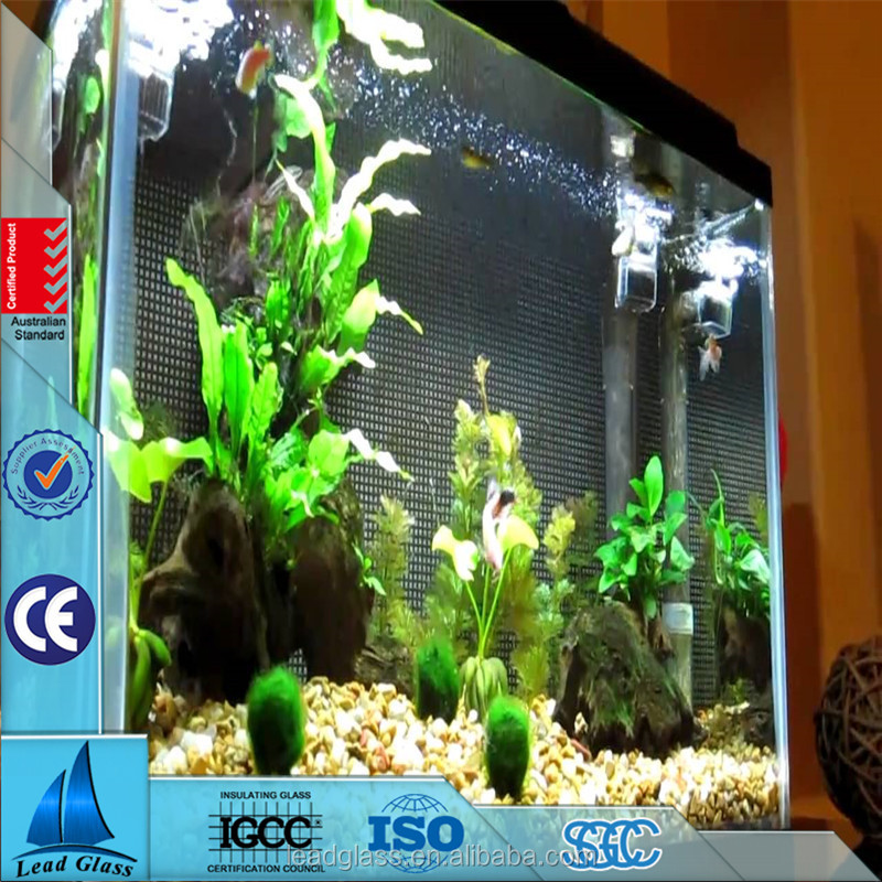 tempered glass for aquarium
